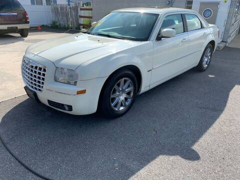 2008 Chrysler 300 for sale at Quincy Shore Automotive in Quincy MA