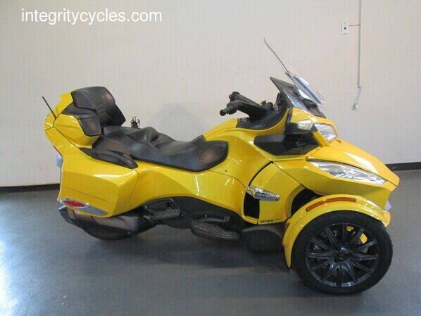 2013 Can-Am SPYDER RT-S SE5 for sale at INTEGRITY CYCLES LLC in Columbus OH