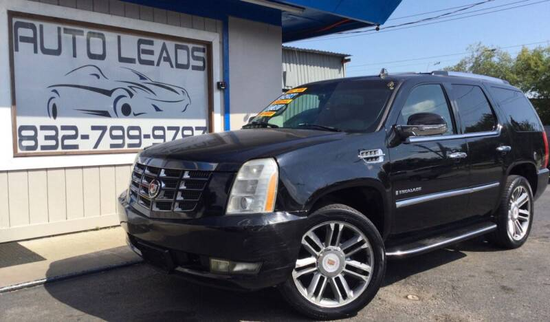 2007 Cadillac Escalade for sale at AUTO LEADS in Pasadena TX