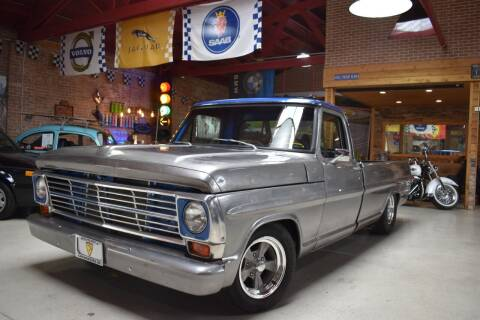 1970 Ford F-100 for sale at Chicago Cars US in Summit IL