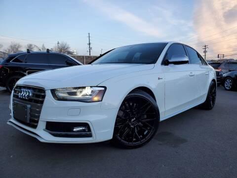 2014 Audi S4 for sale at LA Motors LLC in Denver CO