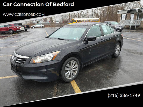 2012 Honda Accord for sale at Car Connection of Bedford in Bedford OH