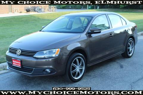 2011 Volkswagen Jetta for sale at Your Choice Autos - My Choice Motors in Elmhurst IL