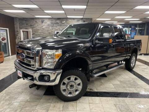 2013 Ford F-350 Super Duty for sale at Sonias Auto Sales in Worcester MA