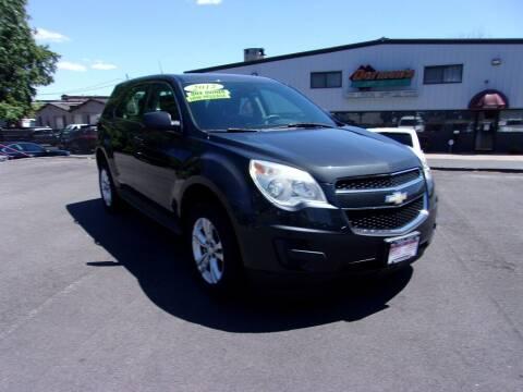 2012 Chevrolet Equinox for sale at Dorman's Auto Center inc. in Pawtucket RI