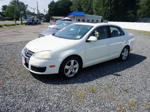 2008 Volkswagen Jetta for sale at Colonial Motors in Mine Hill NJ