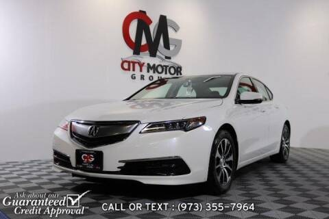 2017 Acura TLX for sale at City Motor Group, Inc. in Wanaque NJ