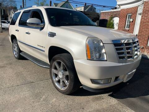 2008 Cadillac Escalade for sale at White River Auto Sales in New Rochelle NY