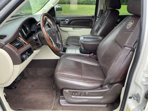2012 Cadillac Escalade ESV for sale at LAMB MOTORS INC in Hamilton AL