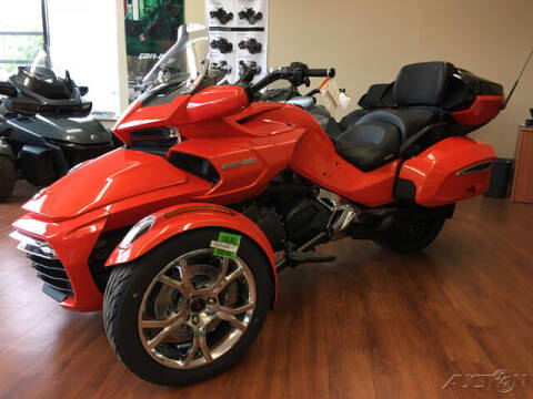 2021 Can-Am F3 LIMITED SE6 AUTO for sale at ROUTE 3A MOTORS INC in North Chelmsford MA