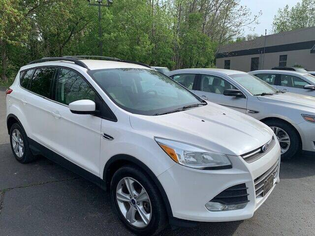 2014 Ford Escape for sale at Lighthouse Auto Sales in Holland MI