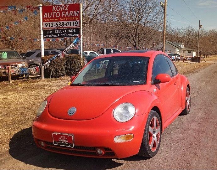 2002 Volkswagen Beetle GLS 1.8T