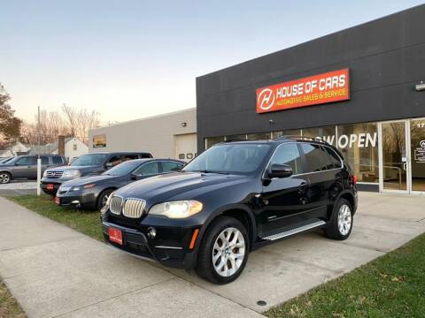 2013 BMW X5 for sale at HOUSE OF CARS CT in Meriden CT