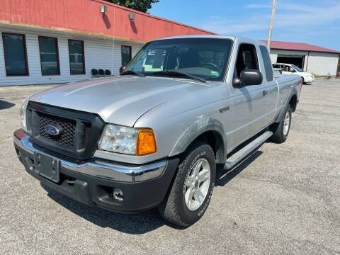 2005 Ford Ranger for sale at Best Buy Auto Sales in Murphysboro IL