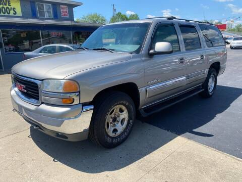 2001 GMC Yukon XL for sale at Wise Investments Auto Sales in Sellersburg IN