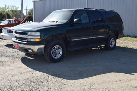 2004 Chevrolet Suburban for sale at Tripe Motor Company in Alma NE