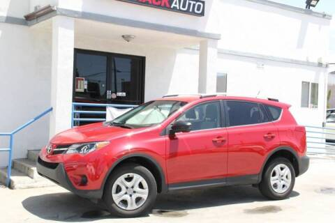 2015 Toyota RAV4 for sale at Fastrack Auto Inc in Rosemead CA