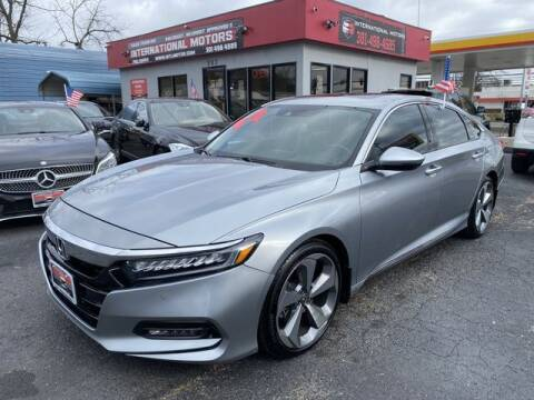 2018 Honda Accord for sale at International Motors in Laurel MD