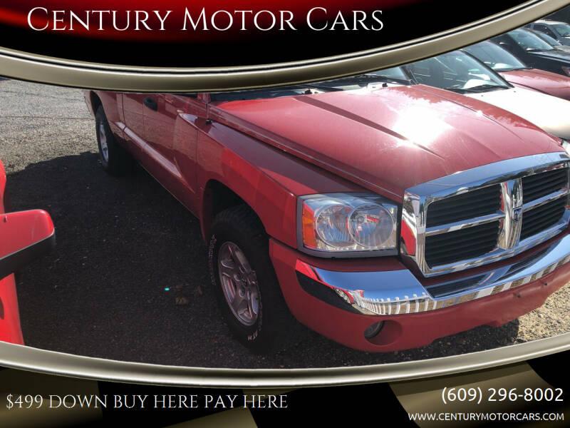 2005 Dodge Dakota for sale at Century Motor Cars in West Creek NJ