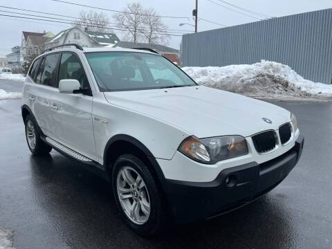 2005 BMW X3 for sale at Imports Auto Sales Inc. in Paterson NJ