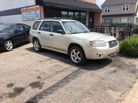 2006 Subaru Forester for sale at Holiday Auto Sales in Grand Rapids MI