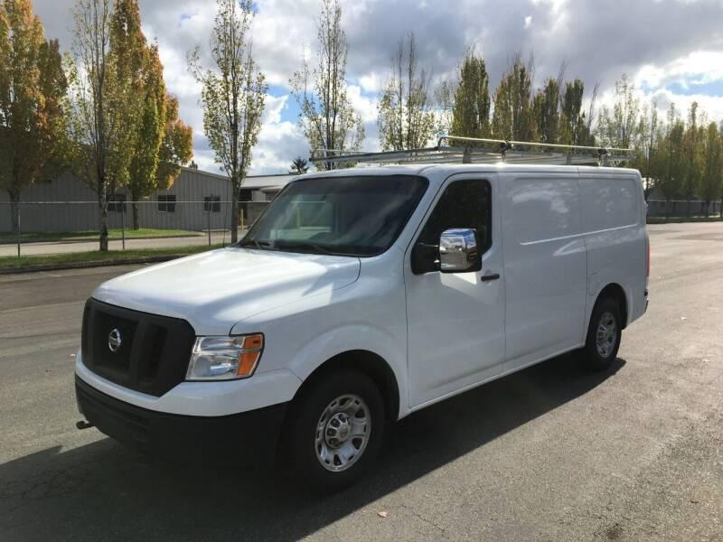 2015 Nissan NV Cargo for sale at Rynok Auto Sales LLC in Auburn WA
