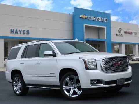 2017 GMC Yukon for sale at HAYES CHEVROLET Buick GMC Cadillac Inc in Alto GA