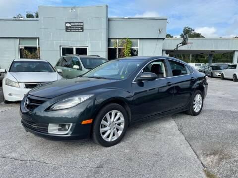2012 Mazda MAZDA6 for sale at Popular Imports Auto Sales in Gainesville FL