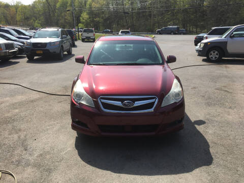 2012 Subaru Legacy for sale at Mikes Auto Center INC. in Poughkeepsie NY