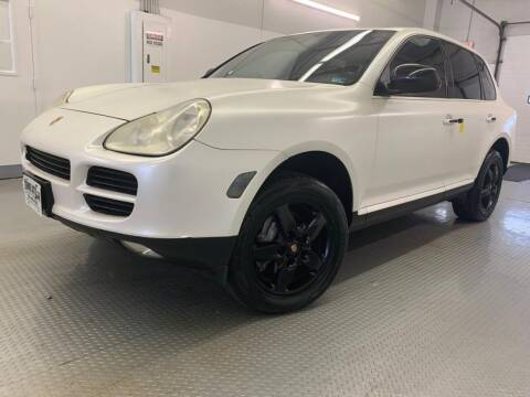2004 Porsche Cayenne for sale at TOWNE AUTO BROKERS in Virginia Beach VA