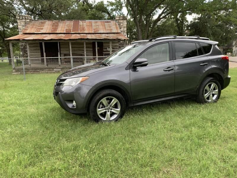 2015 Toyota RAV4 for sale at Village Motors Of Salado in Salado TX