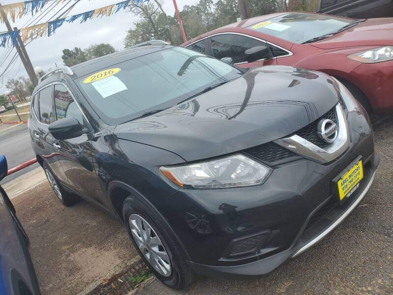 2016 Nissan Rogue for sale at Abel Motors, Inc. in Conroe TX