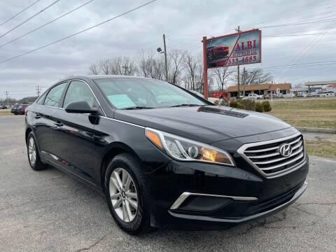 2016 Hyundai Sonata for sale at Albi Auto Sales LLC in Louisville KY