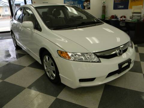 2009 Honda Civic for sale at Lindenwood Auto Center in St.Louis MO