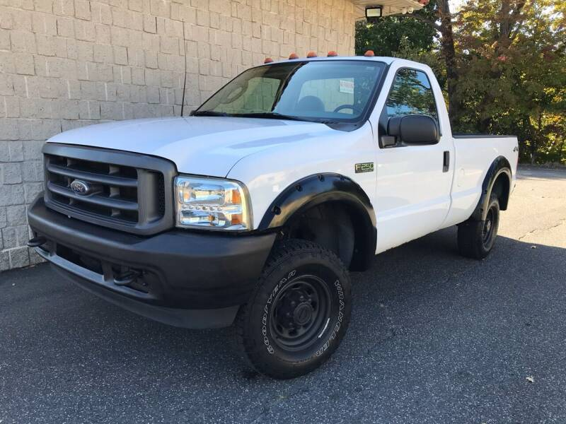 2003 Ford F-250 Super Duty for sale at J & F Auto Wholesalers in Waterbury CT