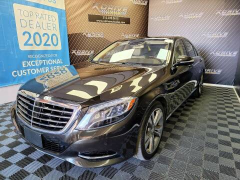 2015 Mercedes-Benz 500-Class for sale at X Drive Auto Sales Inc. in Dearborn Heights MI