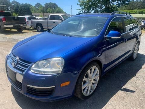 2009 Volkswagen Jetta for sale at ATLANTA AUTO WAY in Duluth GA