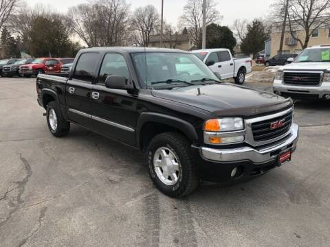 2005 GMC Sierra 1500 for sale at WILLIAMS AUTO SALES in Green Bay WI
