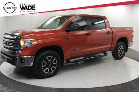 2016 Toyota Tundra for sale at Stephen Wade Pre-Owned Supercenter in Saint George UT