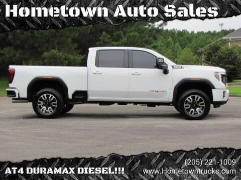 2021 GMC Sierra 2500HD for sale at Hometown Auto Sales - Trucks in Jasper AL