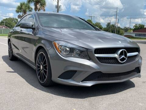 2014 Mercedes-Benz CLA for sale at Consumer Auto Credit in Tampa FL