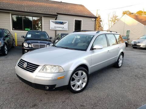 2005 Volkswagen Passat for sale at M & A Motors LLC in Marietta GA