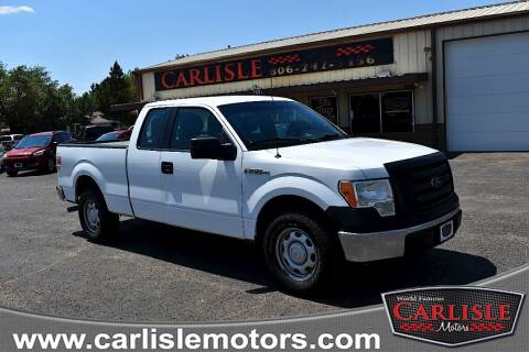 2012 Ford F-150 for sale at Carlisle Motors in Lubbock TX