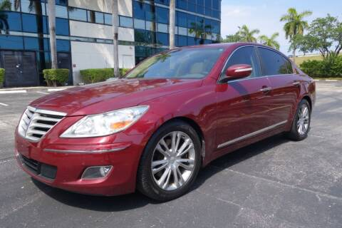2011 Hyundai Genesis for sale at SR Motorsport in Pompano Beach FL