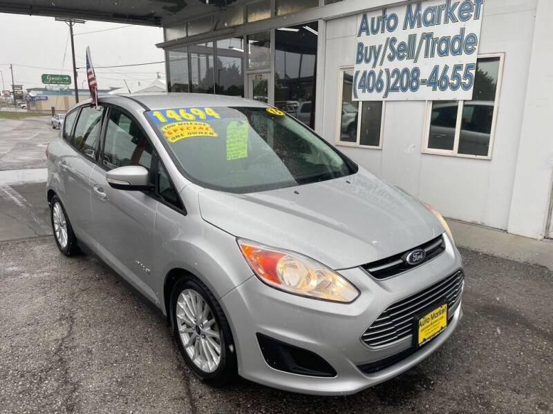 2015 Ford C-MAX Hybrid for sale at Auto Market in Billings MT