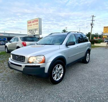 2005 Volvo XC90 for sale at TOMI AUTOS, LLC in Panama City FL
