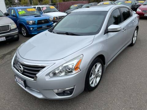 2013 Nissan Altima for sale at C. H. Auto Sales in Citrus Heights CA