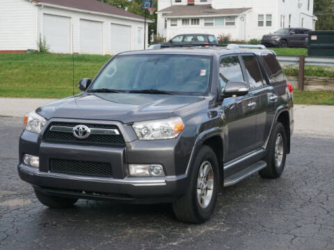 2012 Toyota 4Runner for sale at Tom Roush Budget Westfield in Westfield IN