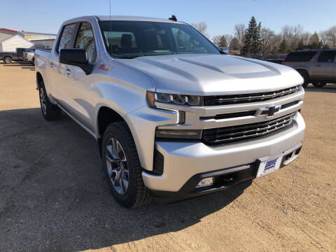 2021 Chevrolet Silverado 1500 for sale at Drive Chevrolet Buick Rugby in Rugby ND