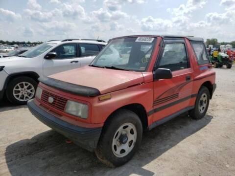 1995 GEO Tracker